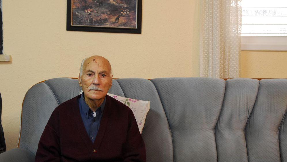 """Jitzchak Ganon: """"Ich bete, dass ich sterben möge"""""""