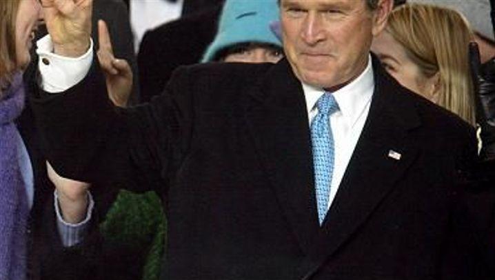 Andere Länder, andere Sitten: Wirbel um Bushs Longhorngruß