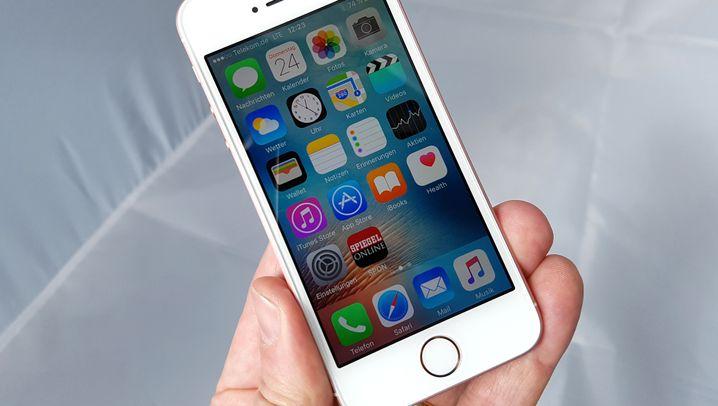 Das neue Kleine: Apple iPhone SE im Test