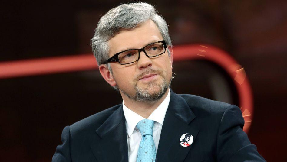 """Ukraines Botschafter Melnyk: """"Die Opferung der Ukraine (...) wäre ein fataler Fehler"""""""