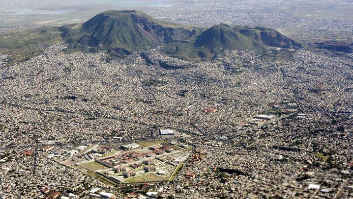 Wasser in Mexiko-Stadt: Verschwendung und Mangel