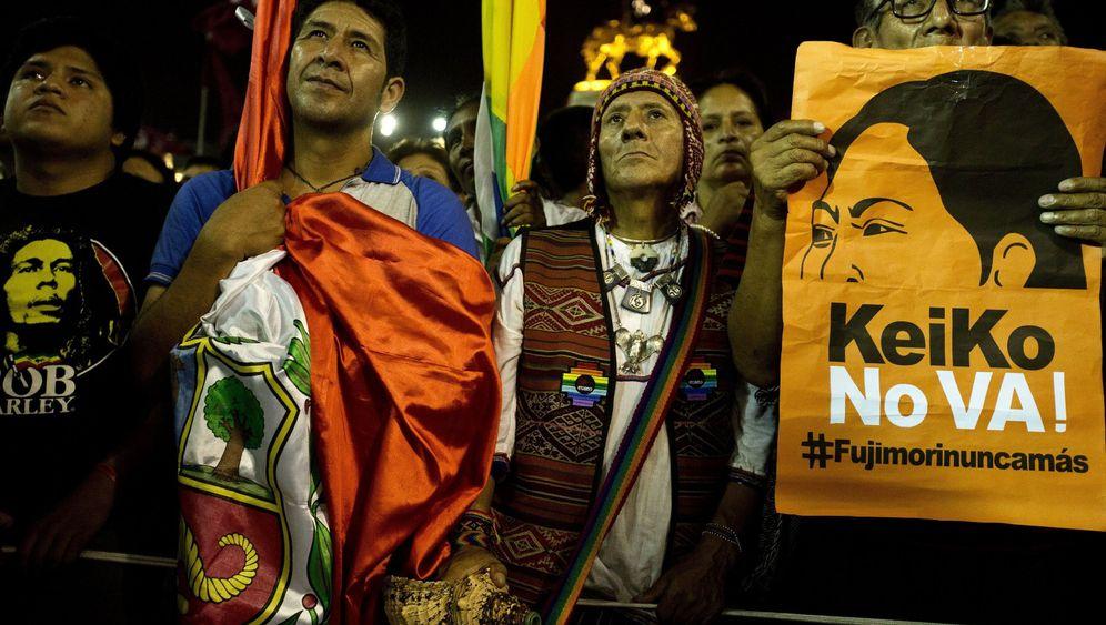 Wahlen in Peru: Die Wiedergängerin