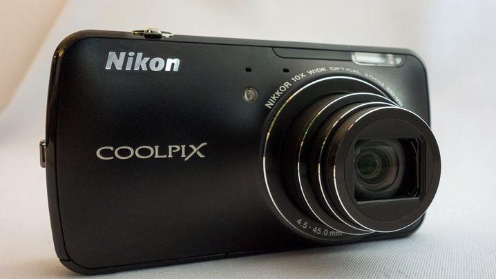 Nikon S800c: Das kann die Android-Kamera