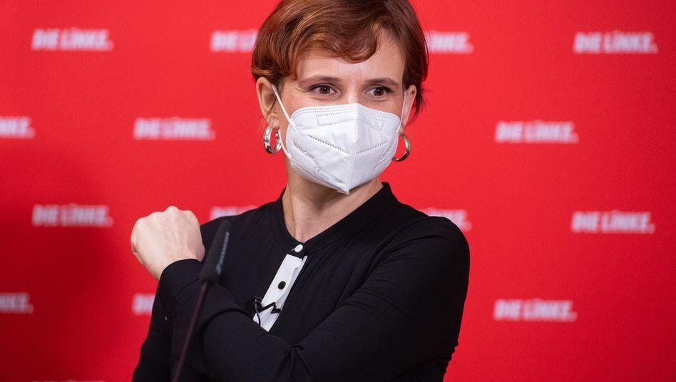 Linkenchefin Katja Kipping