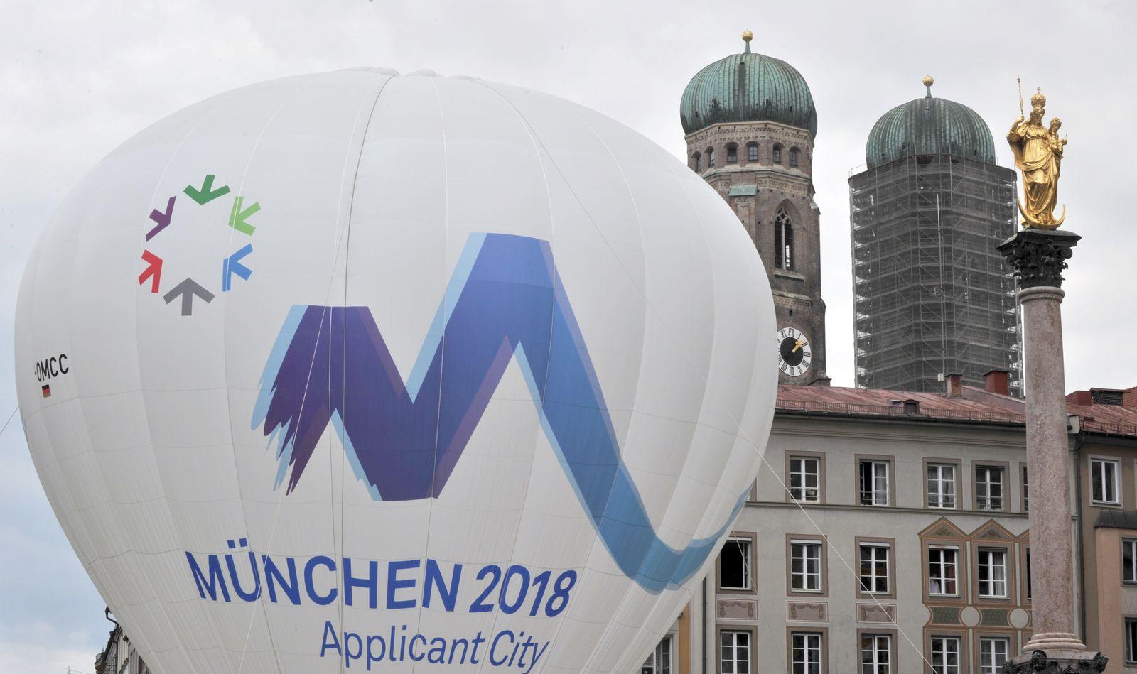 Großprojekte/ München 2018