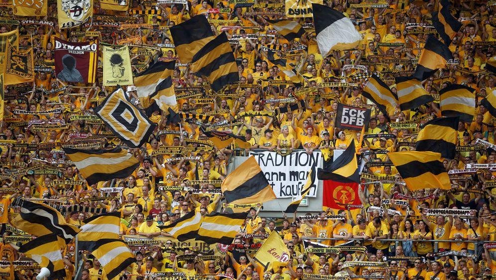 Pokalüberraschung: Dynamo dreht durch