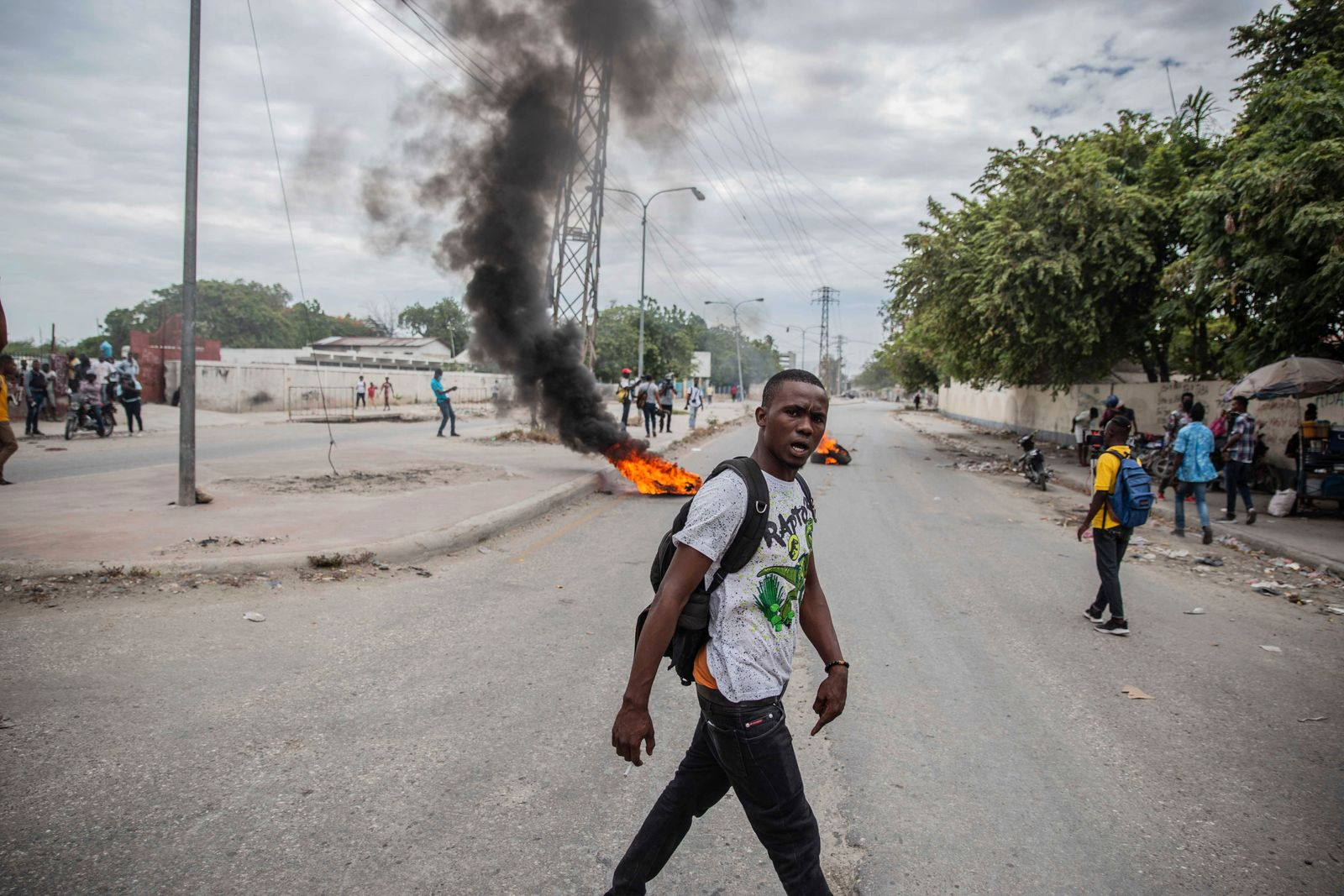 Haitian Senators Are Questioned In The Assassination Of Haitian President Moise