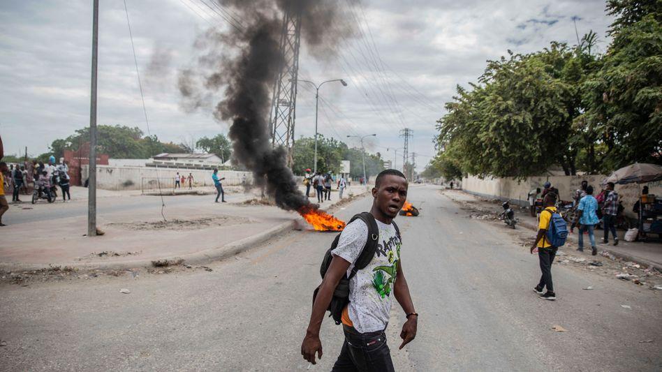 Chaos nach Präsidentenmord in Haiti: Es bleiben Fragen