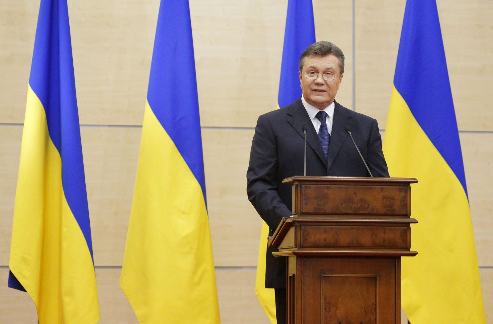 Janukowitsch / PK