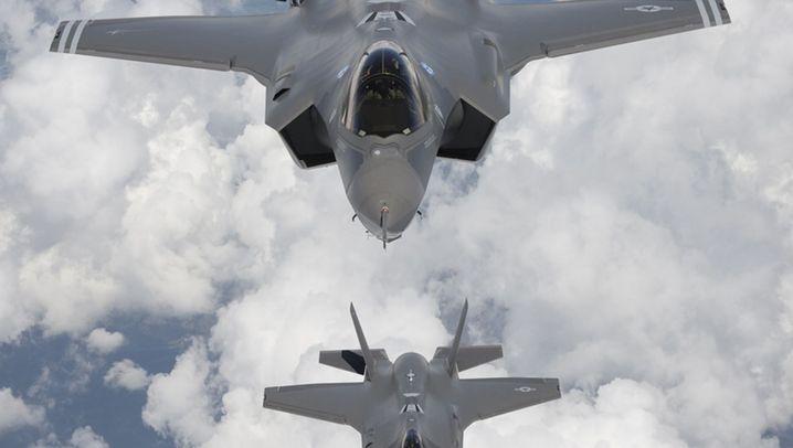 Kampfjet F-35: Das teuerste Rüstungsprojekt aller Zeiten