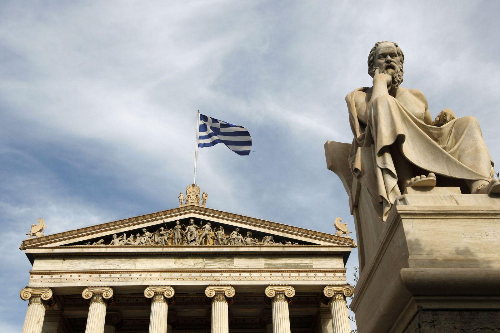 Griechenland/ Sokrates