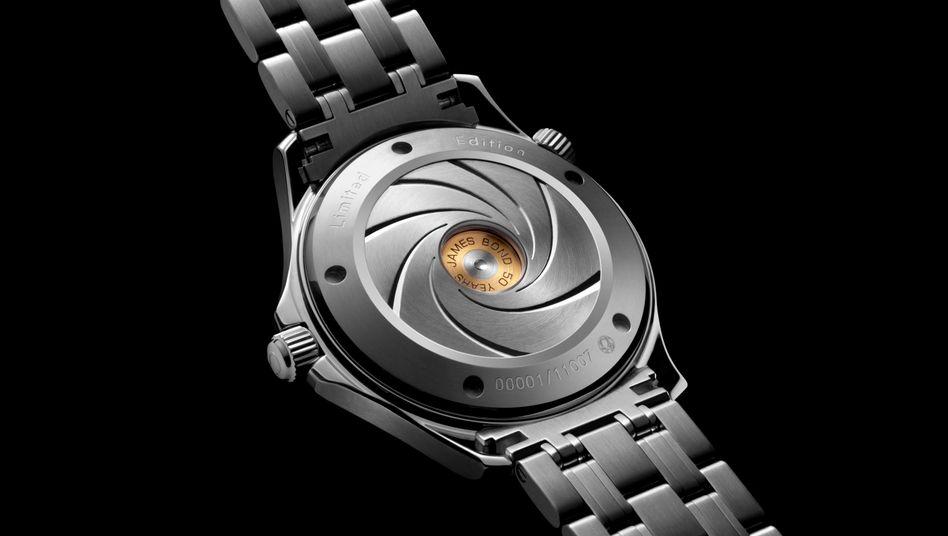 James-Bond-Uhr von Omega