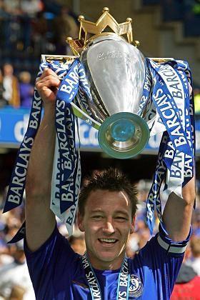 Chelsea -Kapitän Terry: Titel vorzeitig verteidigt