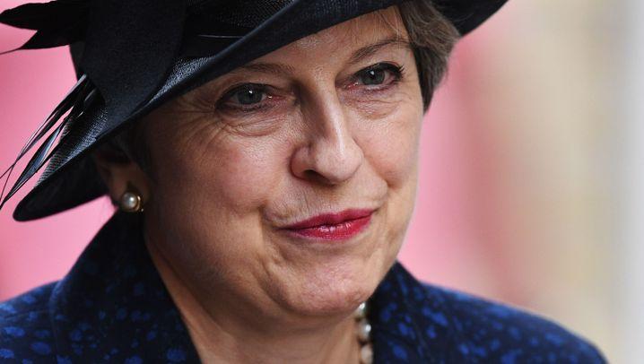 Großbritannien: Mays Rivalen