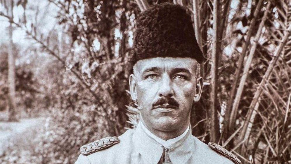 Hauptmann Fritz Klein: Dschihad für den Kaiser
