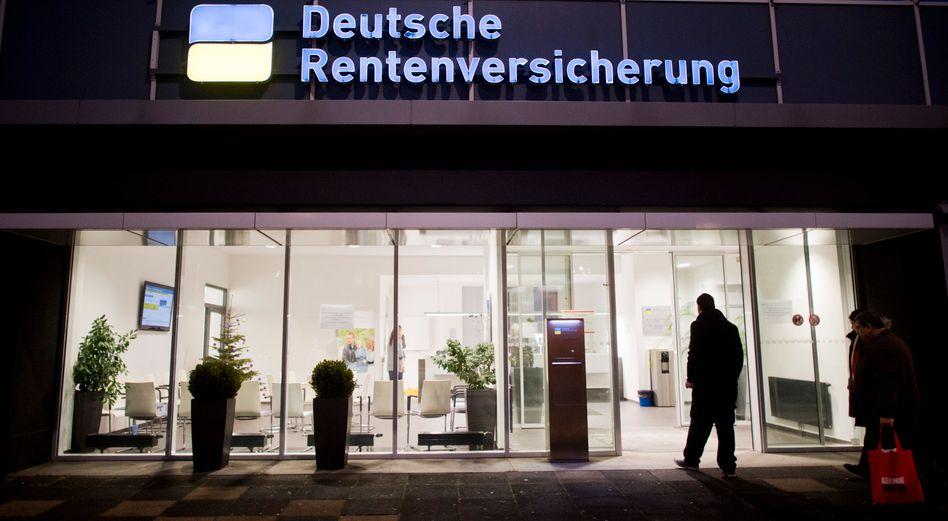 Beratungsstelle der Deutschen Rentenversicherung in Hannover