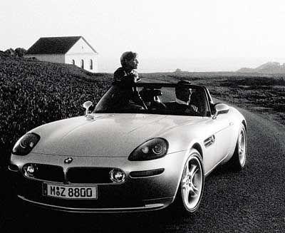 BMW Z8: Ein Cabriolet zur Sommerszeit ist immer etwas Feines