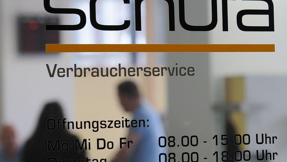 Schufa-Firmenschild: Umstrittenes Forschungsprojekt