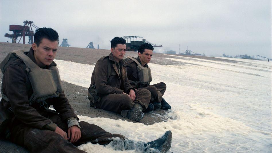 """""""Dunkirk"""" von Christopher Nolan: Die Erfahrung des Krieges"""