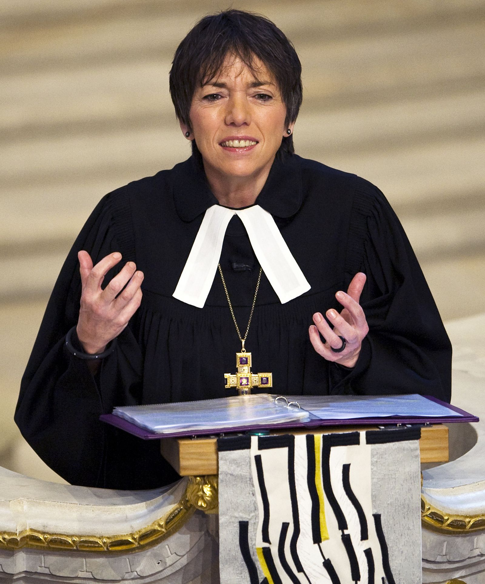 Käßmann predigt