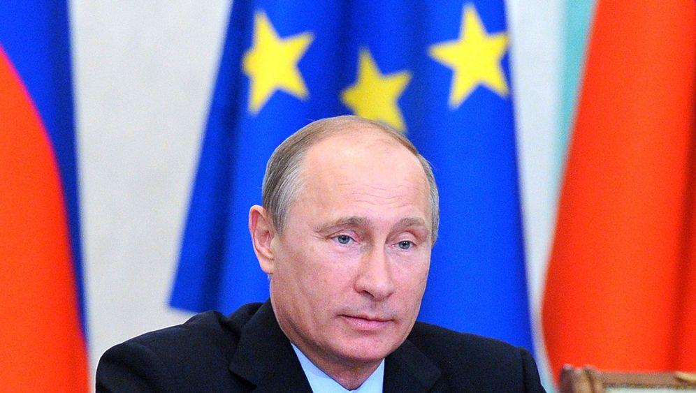 Photo Gallery: Putin's Perpetual Crackdown