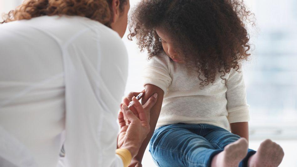 Impfungen für Fünf- bis Elfjährige könnten schon bald zugelassen werden