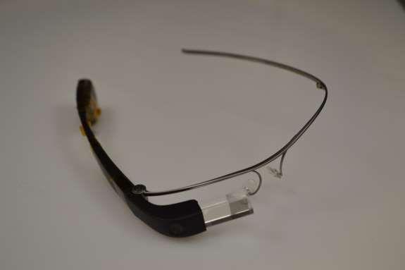 EINMALIGE VERWENDUNG Google Glasses 2015   mit Bügel