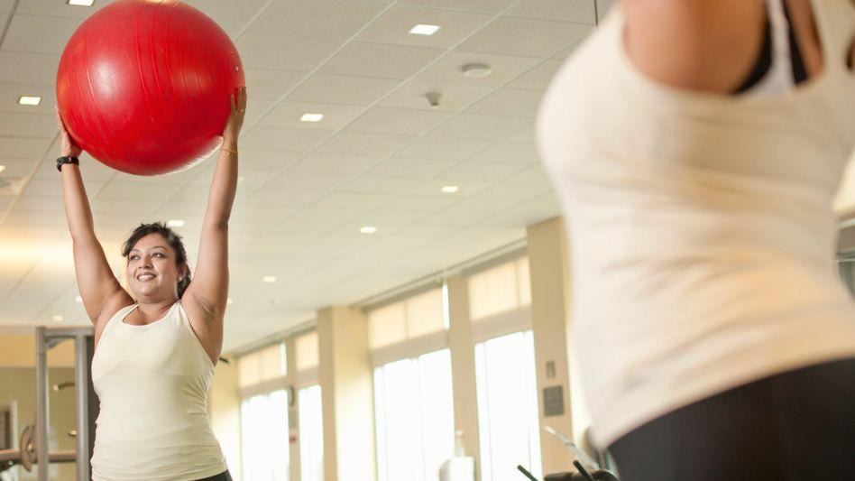 Fitnesstraining: Anfangen mit irgendetwas - Hauptsache es macht auch Spaß