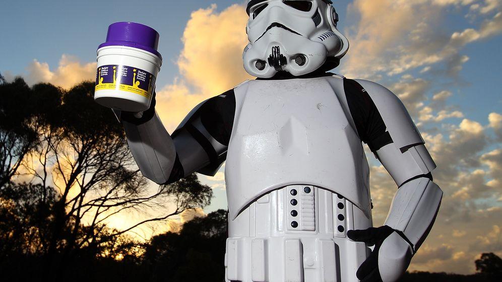 """""""Star Wars""""-Fan: """"Troopertrek"""" durch Australien"""