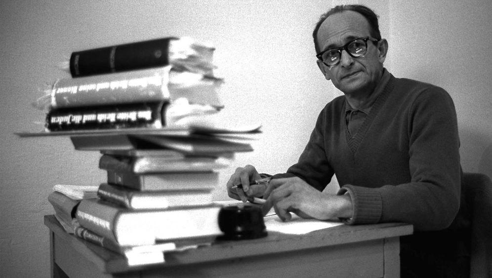 Photo Gallery: The Eichmann Threat