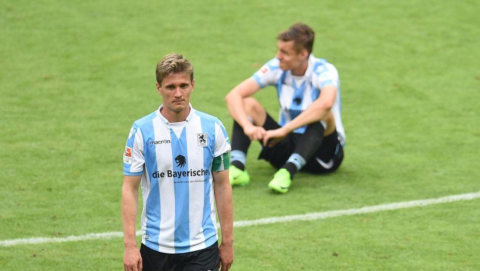 Spieler von 1860 München