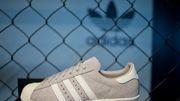 Adidas-Streifen nicht in jeder Form schützenswert