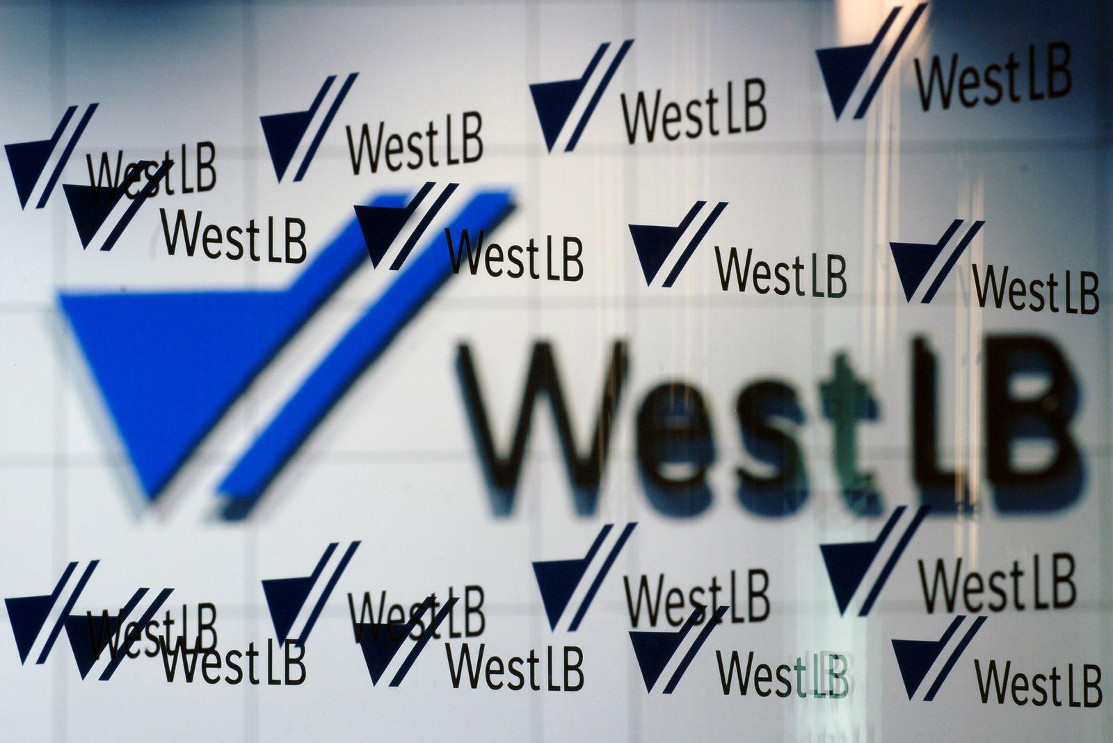 NICHT VERWENDEN WestLB Logo