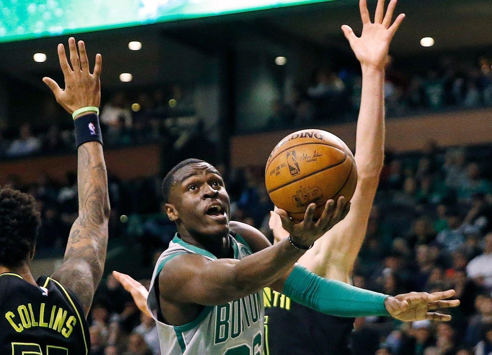 Celtics Player Arrested Basketball