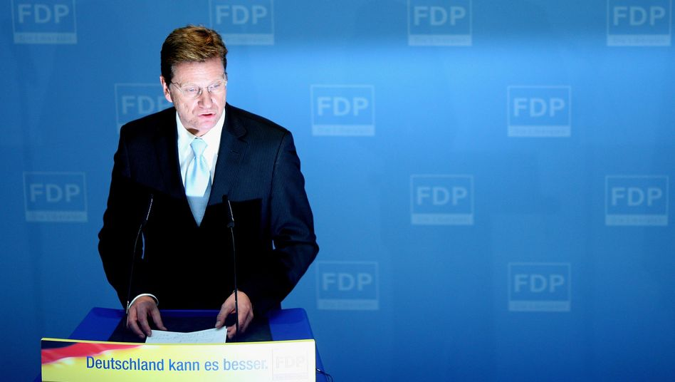 Guido Westerwelle, the leader of the Free Democratic Party, is tipped to become Germany's next foreign minister.