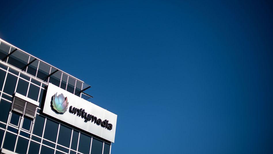 Die Unternehmenszentrale von Unitymedia in Köln
