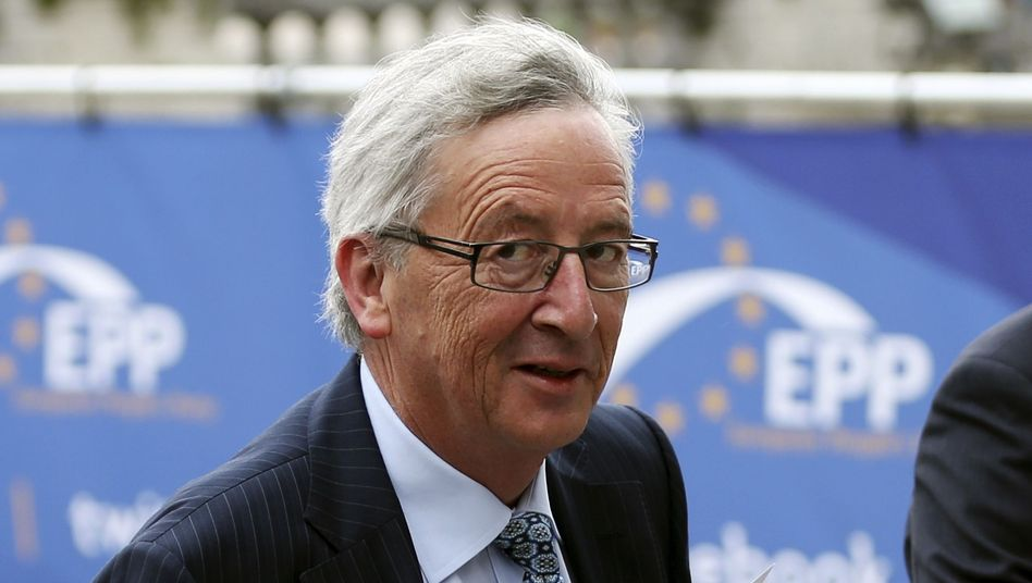 Jean-Claude Juncker on Germany: 'Very insulting to others.'