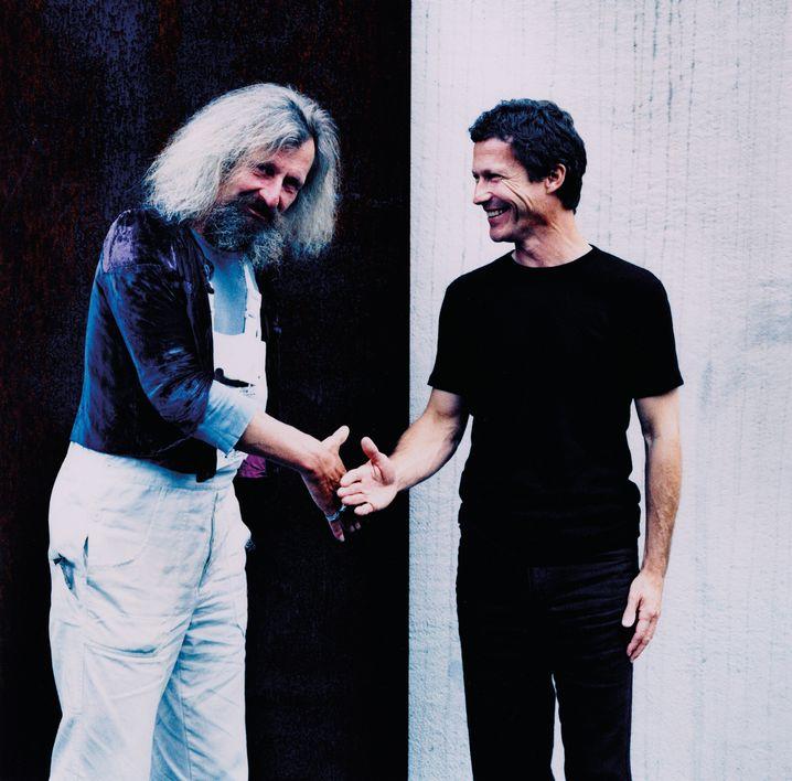Michael Rother & Klaus Dinger