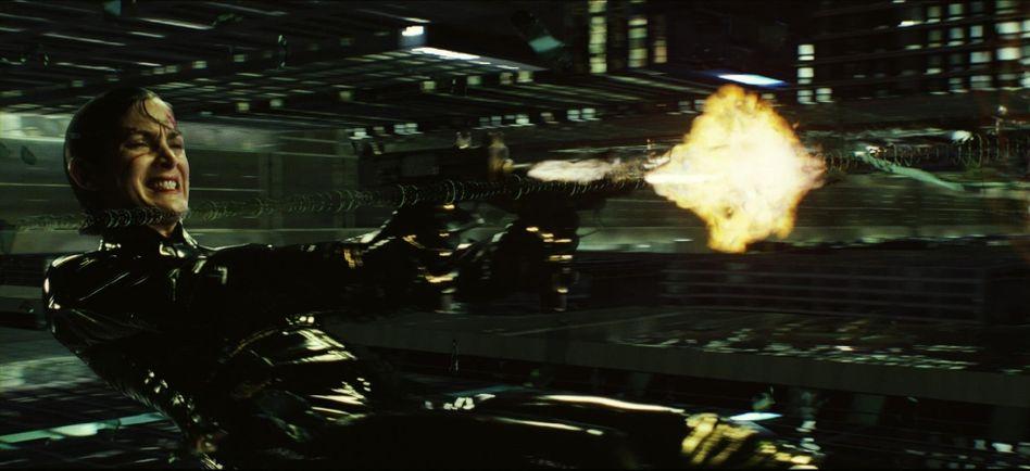 Filmszene aus Matrix