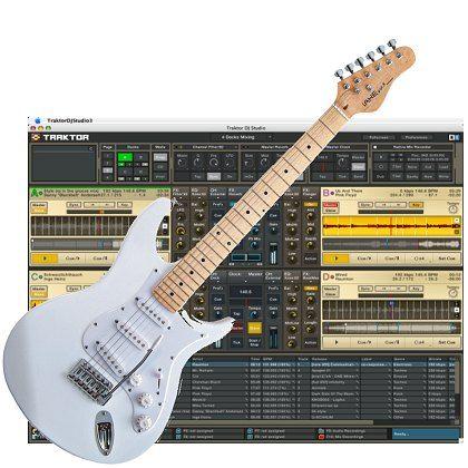 Software-Mischpult und USB-Gitarre: Wer braucht mehr?