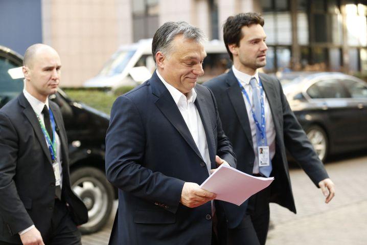 Politiker Orbán: Studium mit Soros-Stipendium - aber heute ein klarer Gegner