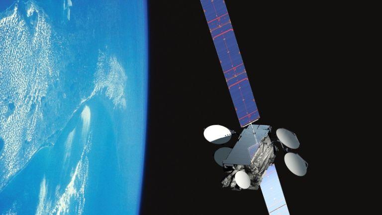 """Abschuss des Kommunikationssatelliten (Archivbild) misslang: """"Schwere Niederlage"""""""