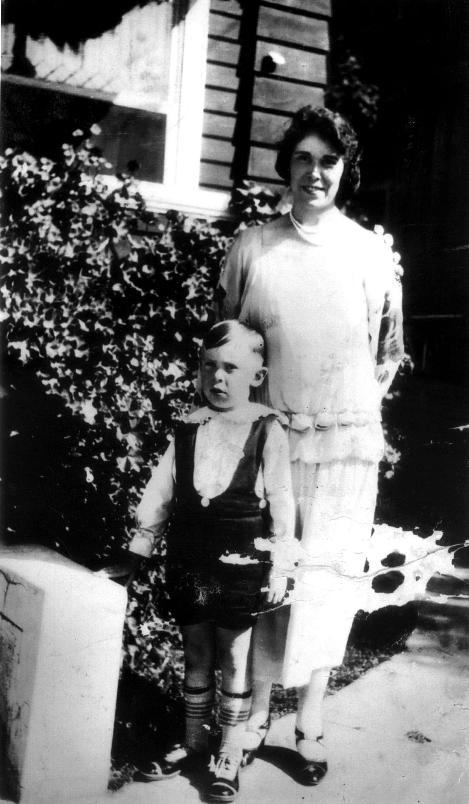 BUKOWSKI: BORN INTO THIS, Charles Bukowski, Charles Bukowski's mother, 2004, (c) Magnolia Pictures/c