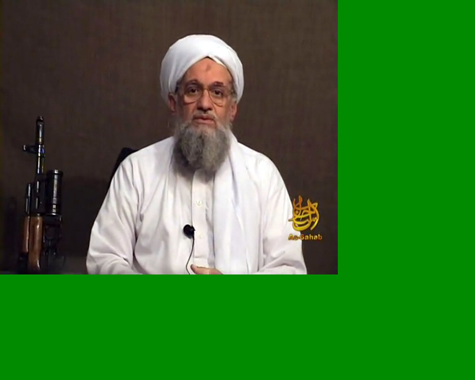 Yassin/ Zawahiri/ Screenshot