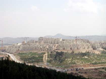 Siedlung Har Homa: Nicht nur eine Provokation, auch ein Monument der Hässlichkeit