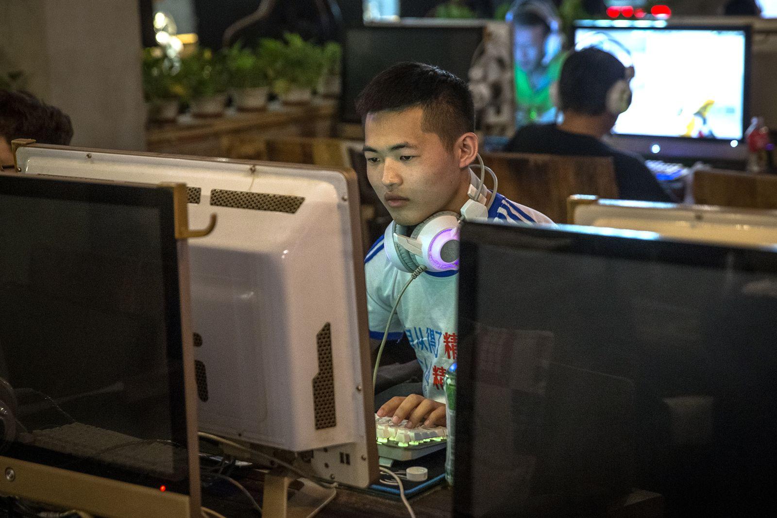 China/ Internet