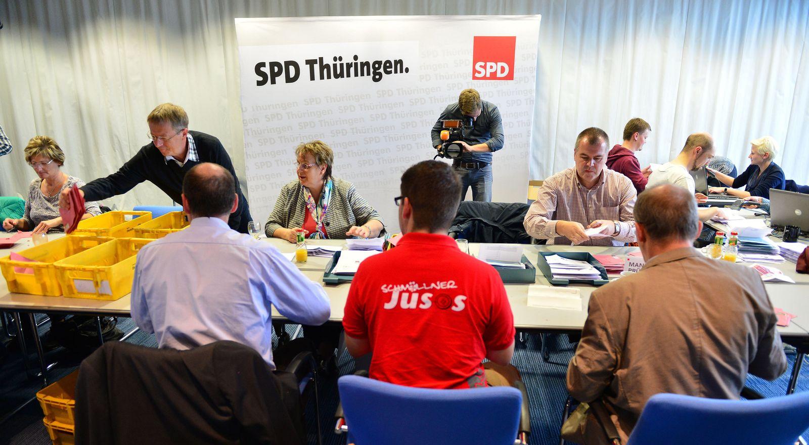 SPD / Thüringen