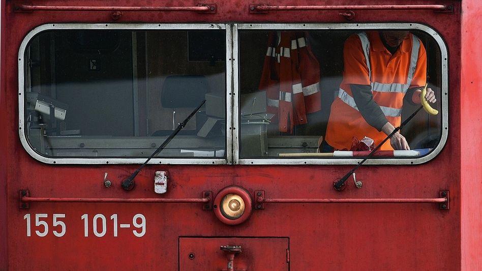 """DB-Güterlokomotive:""""Wir haben immer dort Feierabend, wo wir angefangen haben"""""""
