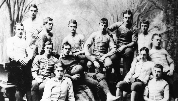 100 Jahre NFL - eine Chronik in Bildern