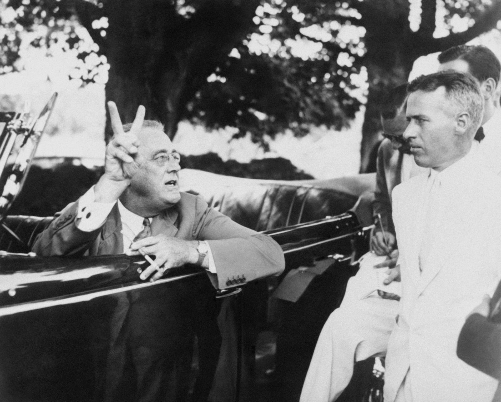 Henkersmahlzeit - Le président Roosevelt